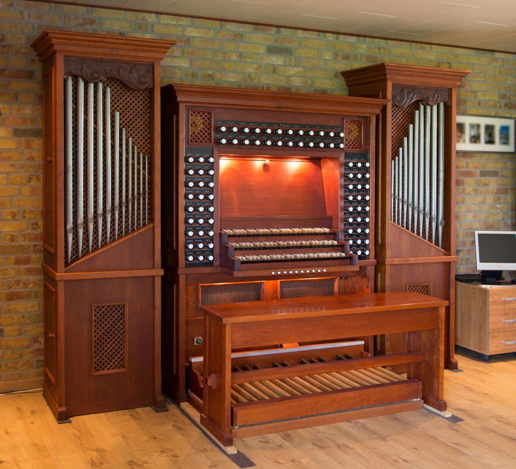 Aangepast Cantor-orgel
